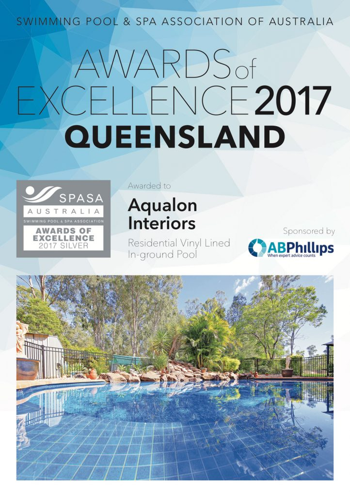 2017-Certificate_SILVER_QLD-Residential-Vinyl-Lined-In-Ground-Pool-722x1024